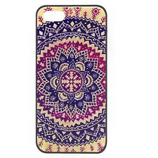 New Ethnic Tribal Indian Pattern Hard Case Cover for iPhone 6 4.7' fad #*