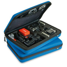 GOPRO SP STORAGE CASE BLUE LARGE FOR HERO HD 1 2 3 3+ 4 CAMERAS & ACCESSORIES