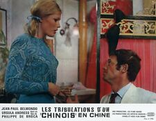 SEXY URSULA ANDRESS LES TRIBULATIONS D'UN CHINOIS EN CHINE 1965 LOBBY CARD #6
