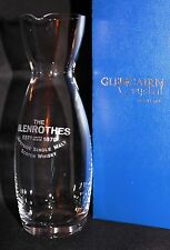 GLEN ROTHES SINGLE MALT SCOTCH WHISKY GLENCAIRN WATER CARAFE