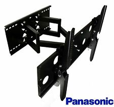 "Heavy Duty Articulating TV Wall Mount Bracket - 42-70"" Panasonic LCD LED Plasmas"