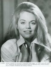 DYAN CANNON THE LAST OF SHEILA 1973 VINTAGE PHOTO ORIGINAL #4