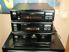 ONKYO a-911 c-711 t-411rds amplificatore + tuner + CD Player