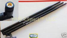 3x Lot !!! 9 db dbi dbm 10db dbi dbm RP-SMA Wireless WIFI WLAN High Gain antenna