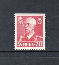 VS90 SWEDEN #341 PANE STAMP, MINT, OG, NH, VERY FINE $12.00 CATALOG
