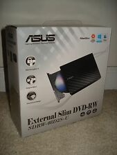ASUS External Slim CD/DVD Writer USB 2.0 Model SDRW-08D2S-U, Black Brand NEW