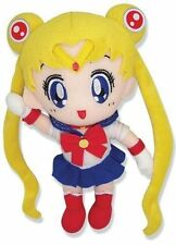 "1x Official Authentic Great Eastern (GE-6971) 8"" Sailor Moon Stuffed Plush Toy"