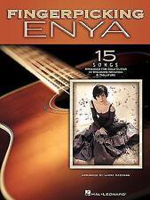 Fingerpicking Enya : 15 Songs Arranged for Solo Guitar in Standard Notation...