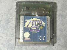 THE LEGEND OF ZELDA ORACLES OF AGES NINTENDO GAME BOY COLOR GBC PAL EUR ITALIANO