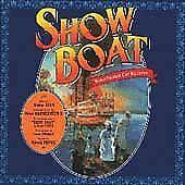 Show Boat original CD 1993 Toronto Revival Cast 73 minutes pop show vocals music