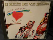 Le Mystere Des Voix Bulgares - From Bulgaria With Love