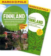 !! Finnland mit Karte 2015 Seen UNGELESEN Reiseführer Urlaub Marco Polo 2015