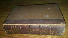 Spiers and Surenne's French and Eng & Eng Fr Pronouncing Dictionary 1889 Leather