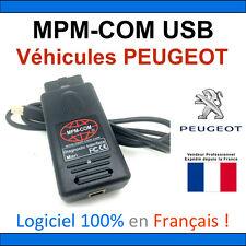 MaxiECU 2 + MPM-COM - Valise Diagnostic PEUGEOT - DIAGBOX LEXIA PP2000 AUTOCOM