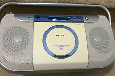 Sony CFD-E100 CD/Radio/Cassette Boombox
