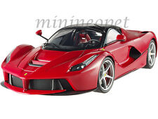 HOT WHEELS BCT79 ELITE FERRARI LaFerrari F70 HYBRID NEW ENZO 1/18 DIECAST RED