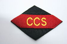 COPY WW2 WWII CANADA CLOTH CANADIAN CHAPLAIN 1ST DIVISION SLEEVE DIAMOND PATCH