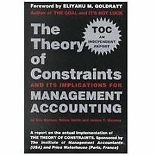 Theory of Constraints and Its Implications for Management Accounting, Eric W. No