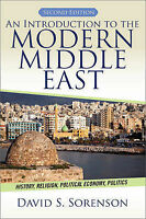 An Introduction to the Modern Middle East: History, Religion, Political...