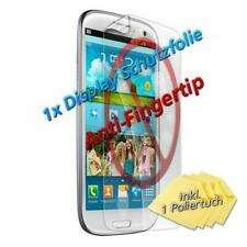 Handy Display Schutz Folie Samsung I8190 Galaxy S3 SIII mini Matt Screen Guard