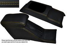 Amarillo Stitch Consola Y Apoyabrazos Skin cubre encaja Honda Civic Eg6 eg9 Ej1 92-95