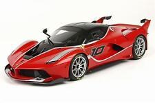Ferrari FXX-K Abu Shabi 2014 #10 Red 1/18 by BBR 181040 Closed Body Brand New