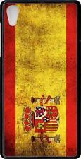 Carcasa dura case Sony Xperia Z5 bandera espana