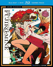 Lupin the 3rd: The Woman Called Fujiko Mine -The Complete Series (Blu-ray...
