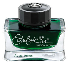 PELIKAN EDELSTEIN AVENTURINE GREEN PREMIUM BOTTLED INK NEW IN BOX 339366