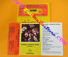MC CREEDENCE CLEARWATER REVIVAL Pendulum 1980 italy PELLICANO no cd lp dvd vhs