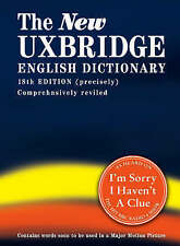 The New Uxbridge English Dictionary, Jon Naismith