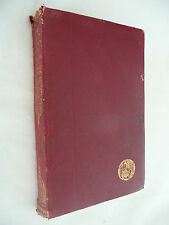 THE OLD CURIOSITY SHOP by Charles Dickens - Leather Cover 1907