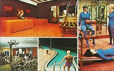 Hillhigh Lodge, Spa: Room, Pool, Women on Exercise Equipment: Horseshoe Bend, AR