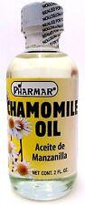 Pharmar Aceite De Manzanilla 2 Oz. Chamomile Oil