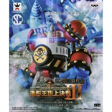 Banpresto One Piece Figurine Scultures Colosseum Franky Shogun