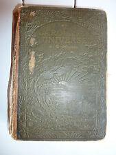 Ancien dictionnaire Larousse universel, en 2 volumes, french antique book