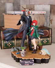 The Ancient Magus Bride PVC Statue Elias Ainsworth & Hatori Chise Set Special