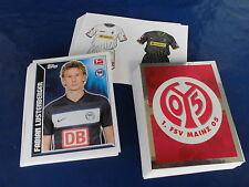 50 verschiedene Bilder/Sticker Topps Bundesliga Fußball 2011/2012, 11/12