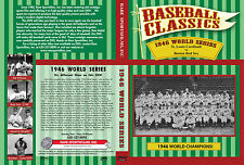 1946 World Series, All-Star Game and Interviews from Hi-Def Master now on DVD!