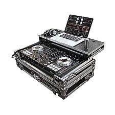 Odyssey FZGSPIDDJSX Flight Zone Pioneer DDJ-SX/SX2/S1/T1 Glide Style DJ Case