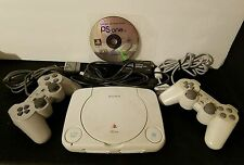 Sony North American  PSOne White Console(SCPH-101)* BUNDLE*TRUSTED USA SELLER*