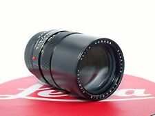 "Leica ELMARIT-R 135mm f/2.8 MF 3 Cam Lens E55 11211 #3107115 "" MINT"""