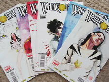 White Tiger #1-6 (2007) Full set, David Mack covers, Deadpool cameo, high grade!