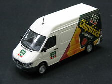 "Minichamps Mercedes-Benz Sprinter Delivery Van 1:43 ""Funny-Frish"" (JS)"