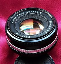 NIKON 50MM F1.8 Ais PANCAKE LENS use with DSLR inc FX
