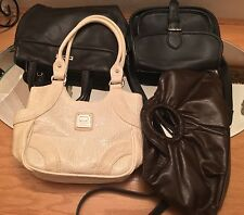 Lot Of 4 Purse Hand Shoulder Bags: Koltov Forever 21 Chateau Esprit Women's