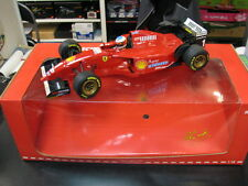 Minichamps Ferrari 412T2 1996 1:18 #1 Michael Schumacher Test Car (with motor!)