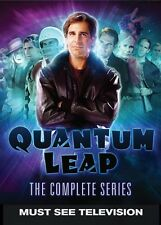QUANTUM LEAP THE COMPLETE SERIES New Sealed DVD Seasons 1 - 5 Season 1 2 3 4 5