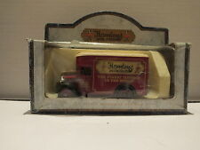 LLEDO DG16022 1934 DENNIS PARCELS VAN  - HAMLEYS - PROMOTIONAL BOX