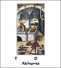 T D - Alchymia (tangerine dream)